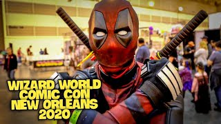 Wizard World Comic Con New Orleans 2020 | Baby Yoda, Amazing Cosplay, and More