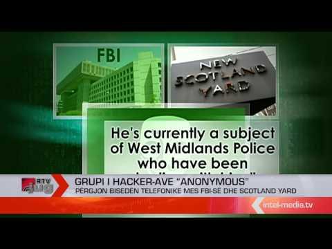 ANONIMUS përgjon bisedën telefonike mes FBI-së dhe Scotland Yard.