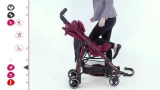 Video: Maxi-Cosi Dana jalutuskäru