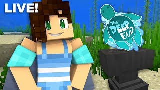 Enchanted Elytra Quest!  | Minecraft Deep End SMP - LIVE