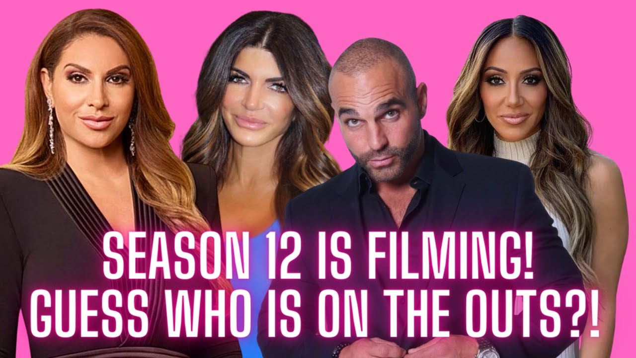 RHONJ Season 12 Is Officially Filming and Guess Who Is On The Outs!?
