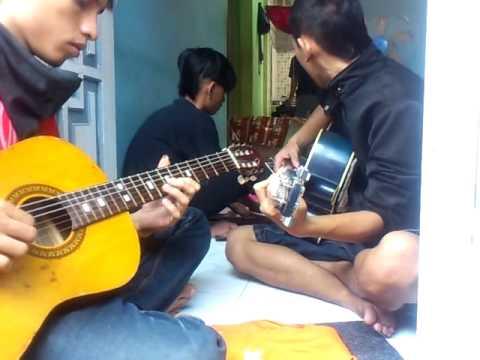 Si Bolang gitar cover Kediri!