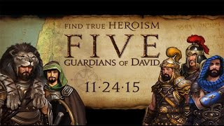 FIVE: Guardians of David PC Gameplay David and Goliath