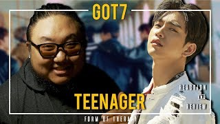 Producer Reacts to GOT7 34 Teenager 34