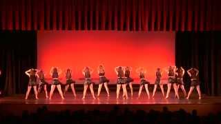 Choreographed by Natalie Richmond Performed by Jaywalk at Just Danc...