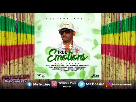 True Emotions Riddim Mix {Troyton Music} @Maticalise