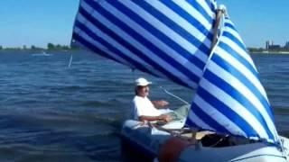 Парусное вооружение к надуаной лодке SeaHawk II
