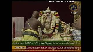 SVBC TTD Srivari Kalyanotsavam-Tirumala-14-05-15