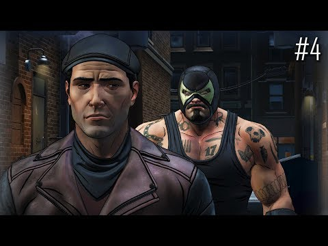 A Massage From Bane | Batman: The Enemy Within | Fractured Mask - Part 4 | Playthrough