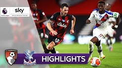 Freistoß in den Winkel! | AFC Bournemouth - Crystal Palace 0:2 | Highlights - Premier League 2019/20