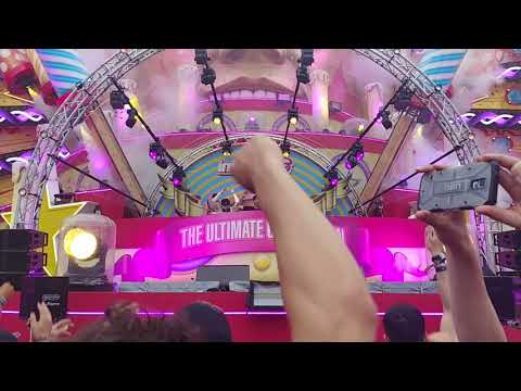 Intents Festival 2018 | Adaro & B-Front & Dawnfire - Touch A Star