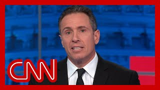 Chris Cuomo: You should be mad as hell