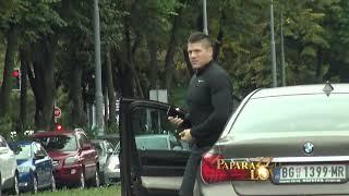 Taksista cuknuo Slobu Radanovica