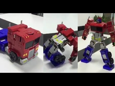 Amazing Real Transformer Toys By Senpower Youtube