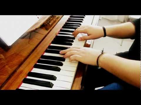 All Will Be Well - The Gabe Dixon Band (Piano Cover)