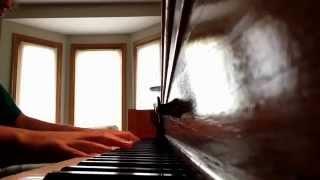Skillet - Comatose - Piano Cover