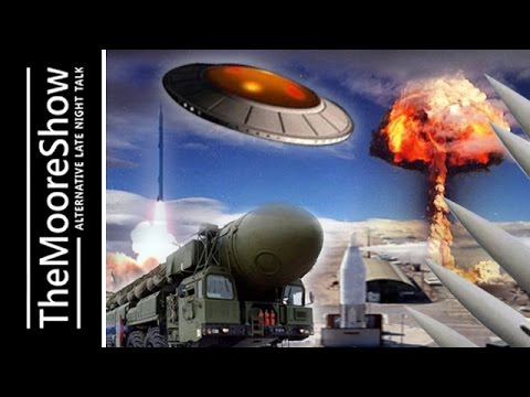 UFO activity at nuclear weapons sites