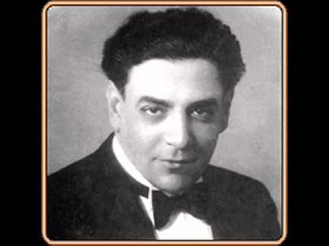 Tito Schipa - O del mio amato ben (Donaudy).wmv