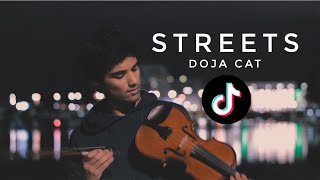 streets by doja cat - indian/arabic violin version (Official Video)