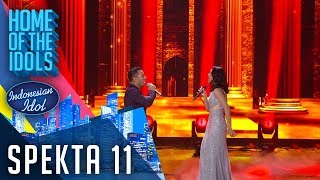 Download lagu LYODRA X JUDIKA - THE PRAYER - SPEKTA SHOW TOP 5 - Indonesian Idol 2020
