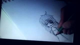 speed drawing - clockwork