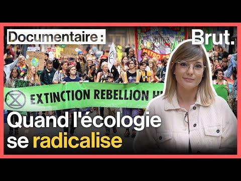 C'est Quoi Extinction Rebellion ? (Avec Léa Camilleri)