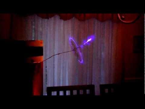 plasma propulsion.