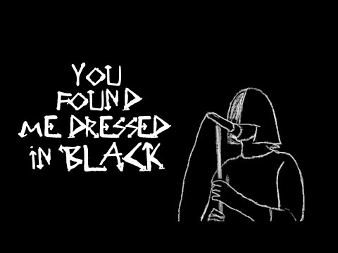 Sia - Dressed In Black (Lyric Video)