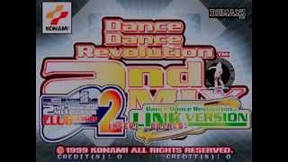 [Dance Dance Revolution 2ndMIX Link Version & CLUB VERSION 2]Title,Demo,Ranking