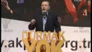 Erdoğan'dan Baykal'a sert cevap
