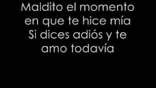 Maldita suerte - Sin bandera & Victor Manuel (Letra/Lyrics)