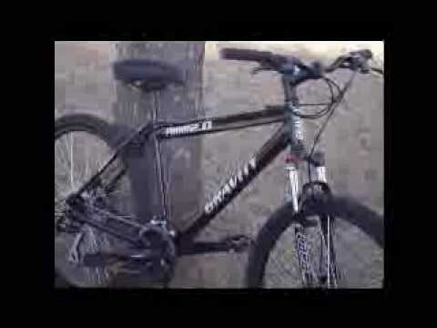 Gravity Base Camp 2 0 Front Suspension Mountain Bike Youtube
