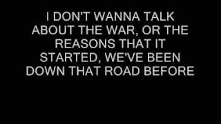 Iraq War Song- I DON