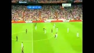 مباراة ريال مدريد و برشلونة 2012 الشوط الثاني