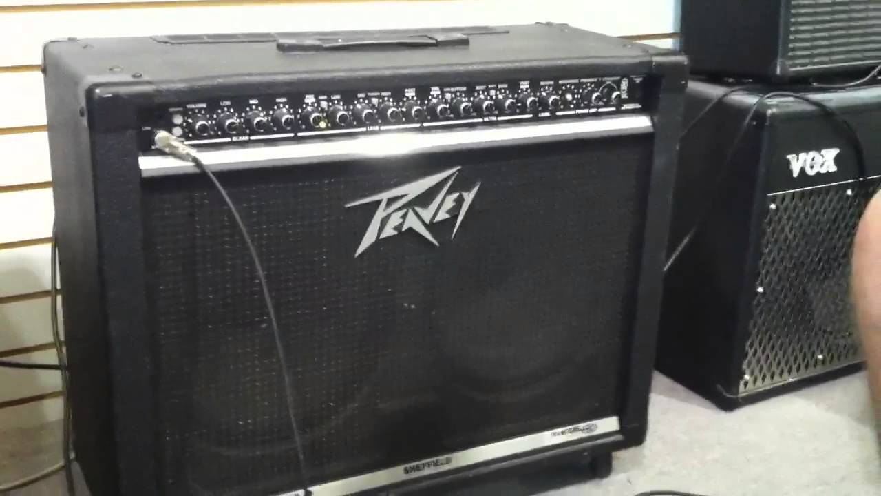peavey special 212 youtube
