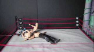 and another 2 mattel animations mattel double suplex chair shots
