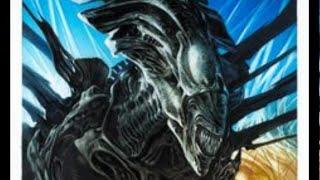 Alien BlackOut Part 1 the one scary Xenomorph!!