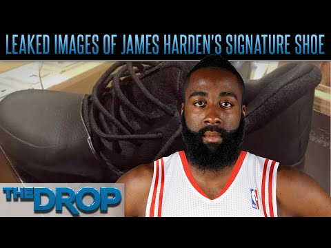 James Harden's New Shoe has Internet Laughing – The Drop Presented by ADD
