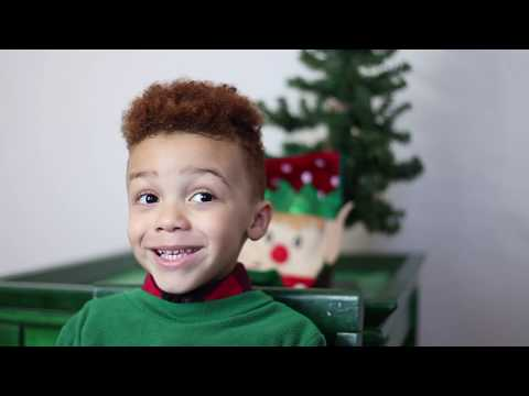 Christmas Questions For Kids! 2018