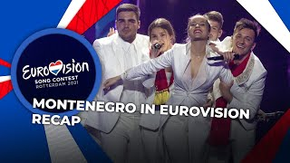 Montenegro in Eurovision (2007-2019)   RECAP
