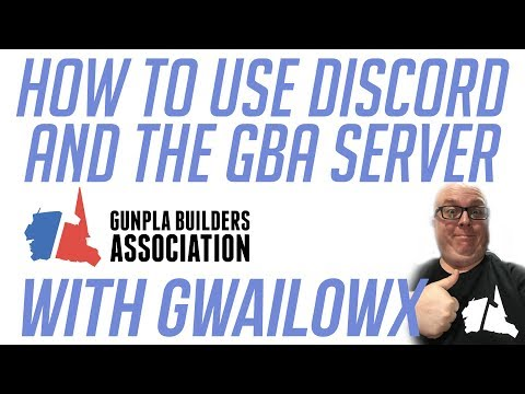 How To Use Discord & The GBA Server...With GwailowX!