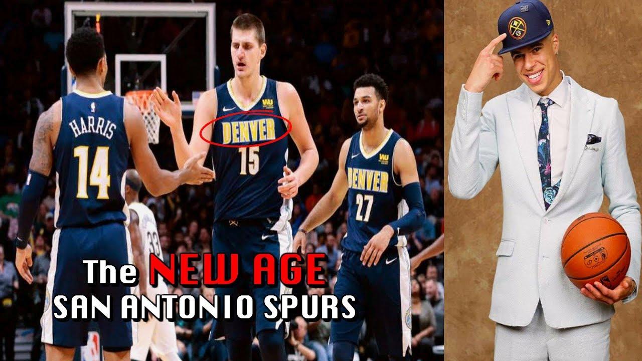 The New Age San Antonio Spurs – San Antonio Video   San