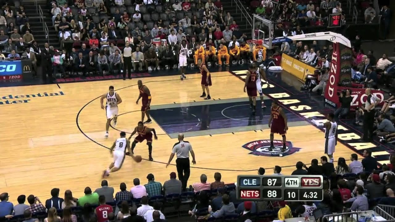 9f7a89531d2 New Jersey Nets Top 20 Plays - 2011/12 - YouTube