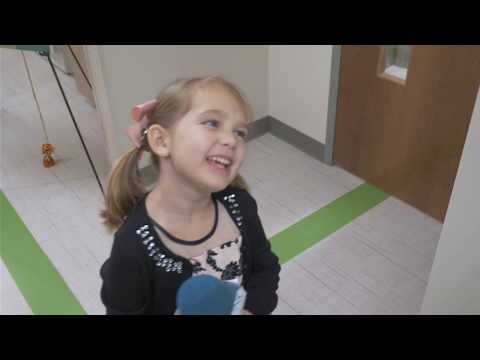 UNC Children's Raleigh Opening- Kid Reporters ask all the tough questions!