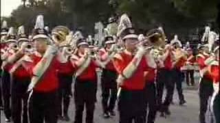Akashikita High School Marching Band - 2008 Rose Parade