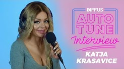 Katja Krasavice im Auto-Tune Interview | DIFFUS