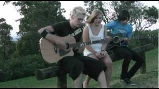 Jet Lag (SIMPLE PLAN COVER) Acoustic - Call The Shots ft. Kate Chandler