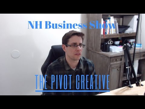 NH Business Show | The Pivot Creative - Chris Duhaime
