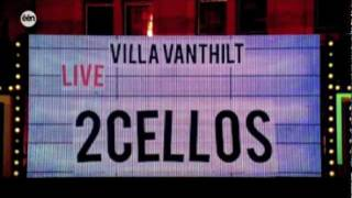 2CELLOS Welcome To The Jungle LIVE in Belgium