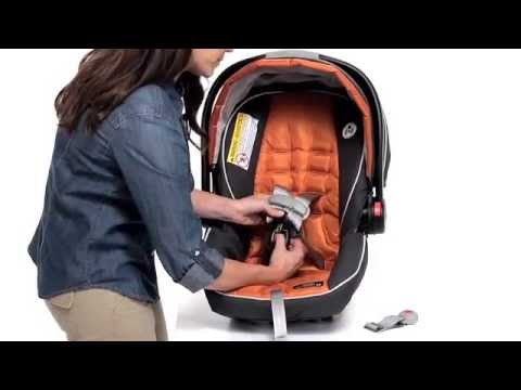 How To Re Thread The Harness On A Graco Infant Car Seat
